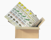 Woman's Healing Herbs Chart Multi-pack 5 untubed Charts
